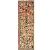 Link to 107cm x 318cm Mahal Persian Runner Rug