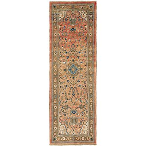 Link to 3' 6 x 10' 5 Mahal Persian Runner Rug item page