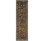 Link to 3' 3 x 11' 4 Saveh Persian Runner Rug