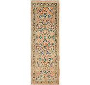 Link to 3' 8 x 10' 2 Mahal Persian Runner Rug