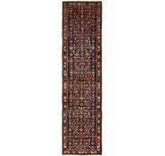 Link to 2' 4 x 9' 2 Hossainabad Persian Runner Rug