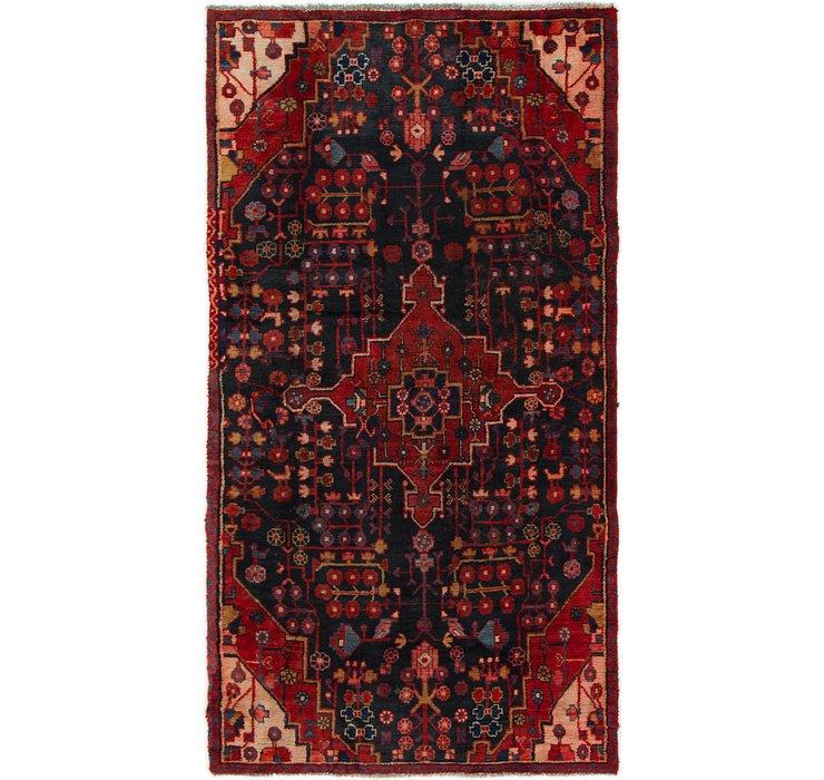 3' 8 x 6' 9 Tuiserkan Persian Rug