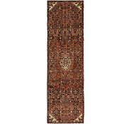Link to 2' 8 x 9' 3 Hossainabad Persian Runner Rug