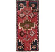 Link to 3' x 6' 8 Hamedan Persian Runner Rug