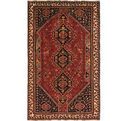 Link to 5' 9 x 9' 4 Shiraz Persian Rug