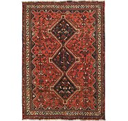 Link to 5' 6 x 8' Shiraz Persian Rug