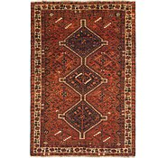 Link to 5' 5 x 8' Shiraz Persian Rug