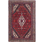 Link to 6' 2 x 9' 5 Hamedan Persian Rug