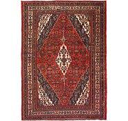 Link to 7' 2 x 9' 10 Joshaghan Persian Rug
