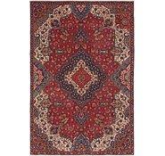 Link to Unique Loom 7' 3 x 10' 9 Tabriz Persian Rug