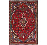 Link to 5' 6 x 8' 3 Hamedan Persian Rug