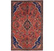 Link to 5' 4 x 7' 8 Hamedan Persian Rug