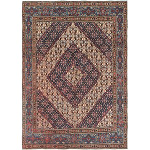 7' x 10' Mood Persian Rug