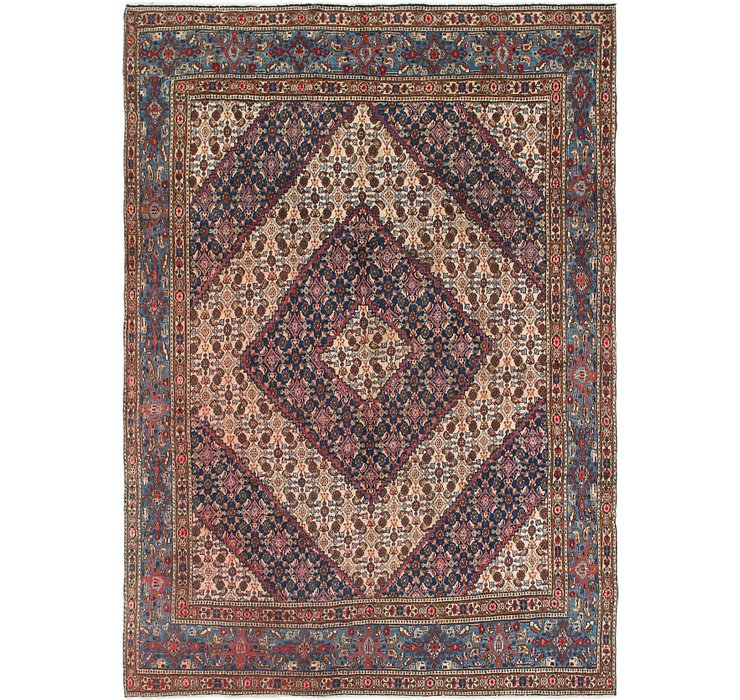 213cm x 305cm Mood Persian Rug