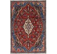 Link to 168cm x 245cm Hamedan Persian Rug