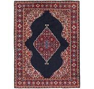Link to 5' 7 x 7' 5 Mahal Persian Rug