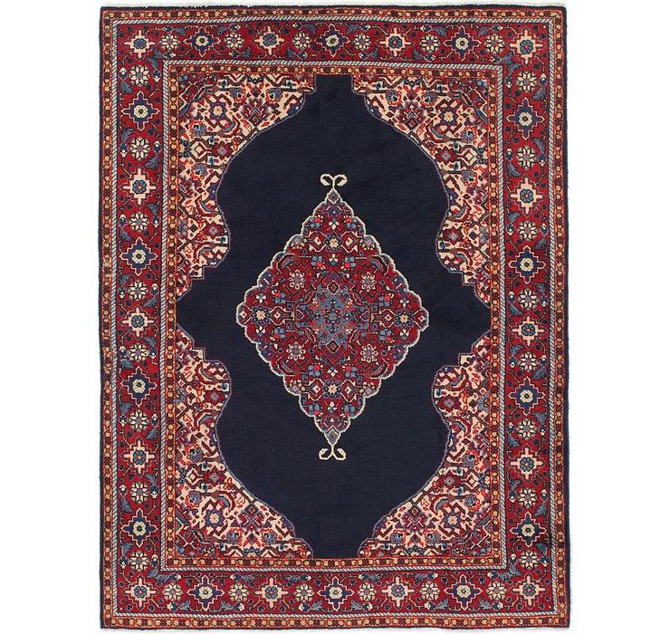 5' 7 x 7' 5 Mahal Persian Rug