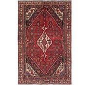 Link to 6' 2 x 9' 7 Hamedan Persian Rug