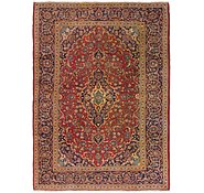 Link to 8' x 10' 9 Kashan Persian Rug