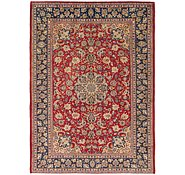 Link to 7' 10 x 11' Isfahan Persian Rug