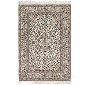 Link to 6' 7 x 10' Kashan Persian Rug