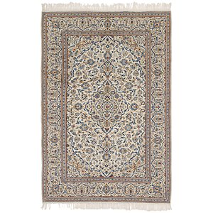 Link to 200cm x 305cm Kashan Persian Rug item page