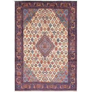 8' x 11' 8 Maymeh Persian Rug