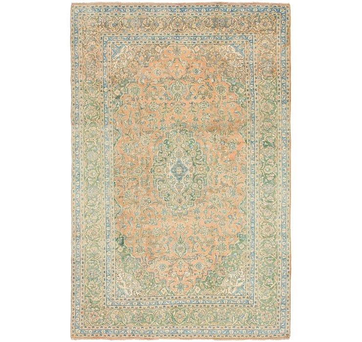 7' 10 x 12' Mashad Persian Rug