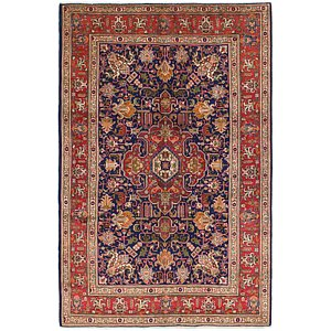 Link to 6' 5 x 9' 8 Tabriz Persian Rug item page