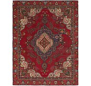 Link to 9' x 11' 10 Tabriz Persian Rug