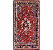 Link to 6' 9 x 12' 9 Hamedan Persian Runner Rug