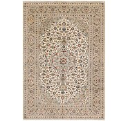 Link to 8' x 11' 6 Kashan Persian Rug