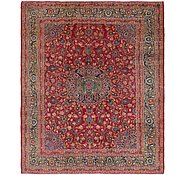 Link to 9' 10 x 12' Isfahan Persian Rug