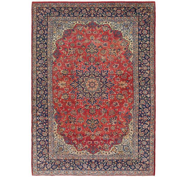 10' x 14' Isfahan Persian Rug