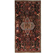 Link to 4' 3 x 8' 7 Nahavand Persian Runner Rug