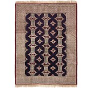 Link to 3' 5 x 4' 4 Bokhara Oriental Rug