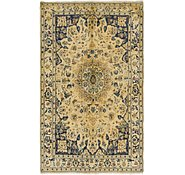 Link to 3' 8 x 6' Nain Persian Rug