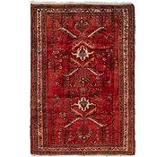Link to 4' 6 x 6' 5 Khamseh Persian Rug