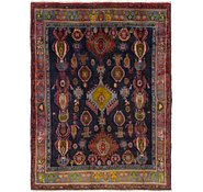 Link to 4' 8 x 6' Farahan Persian Rug