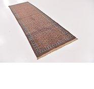 Link to 3' 3 x 11' Tabriz Persian Runner Rug