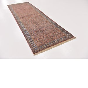 Link to 107cm x 335cm Tabriz Persian Runner ... item page