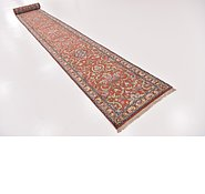 Link to 2' 8 x 26' 5 Sarough Persian Runner Rug