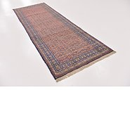 Link to 3' 5 x 10' 4 Tabriz Persian Runner Rug