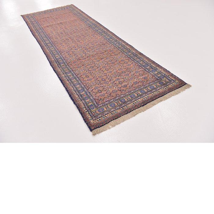 3' 5 x 10' 4 Tabriz Persian Runner Rug