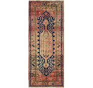 Link to 3' 5 x 8' 2 Hamedan Persian Runner Rug