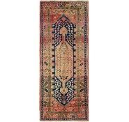 Link to 3' 5 x 8' 2 Hamedan Persian Runner Rug