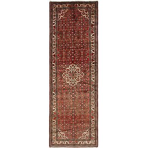 Link to 3' 8 x 10' 4 Hossainabad Persian Ru... item page