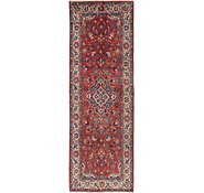 Link to 3' 6 x 10' 6 Mahal Persian Runner Rug