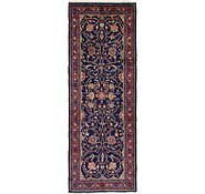 Link to 115cm x 312cm Mahal Persian Runner Rug