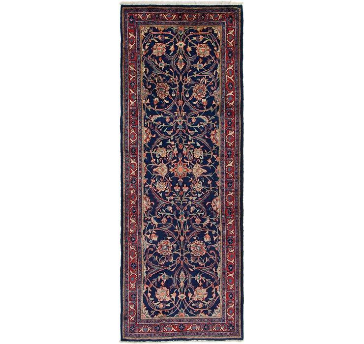 3' 9 x 10' 3 Mahal Persian Runner Rug